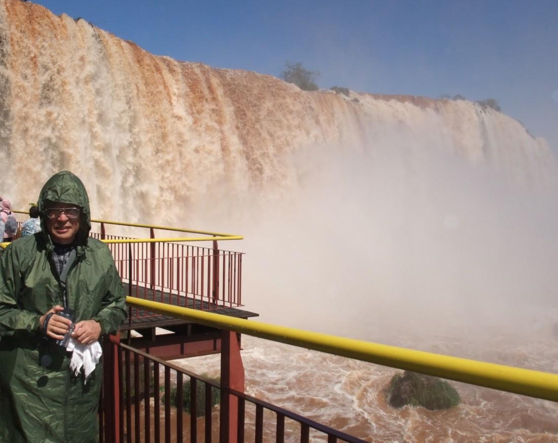 イグアスの滝2村山
