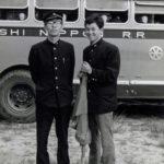 修学旅行 墨谷さんと因さん(40過ぎで早世されました)-2