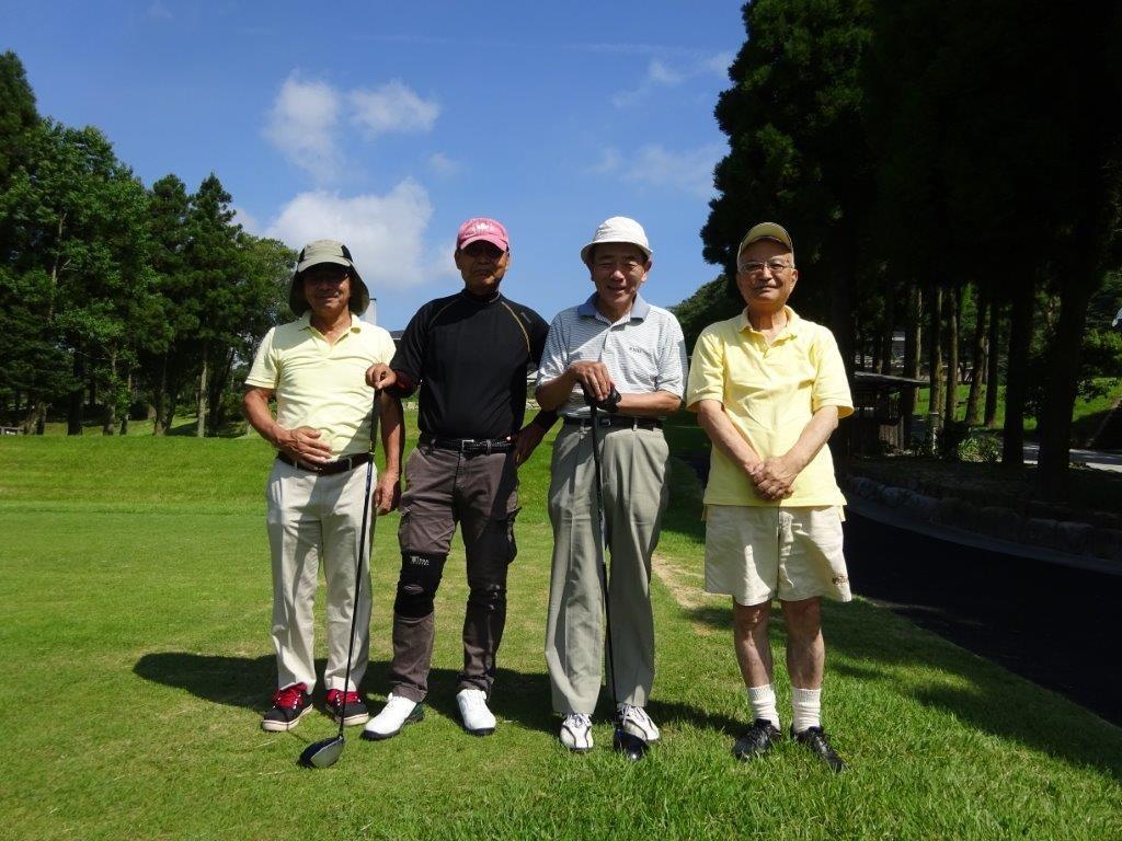 ゴルフ20167月3