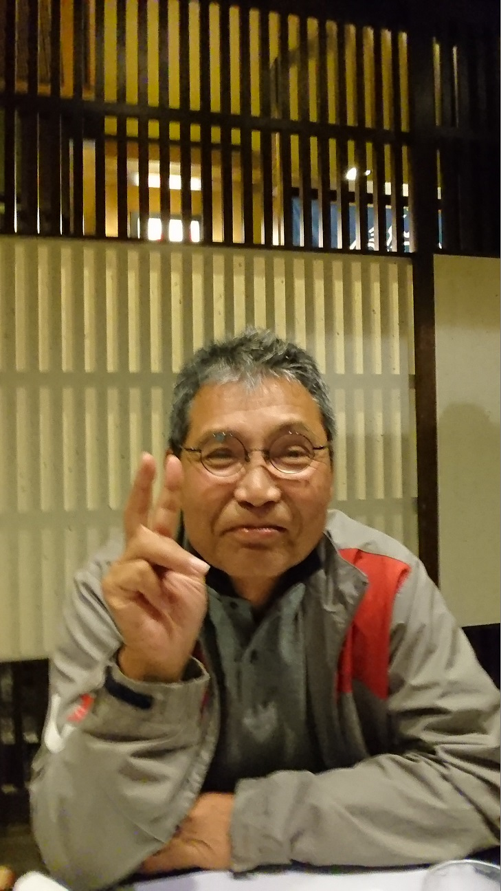 ほし柿の会6月優勝横山さん
