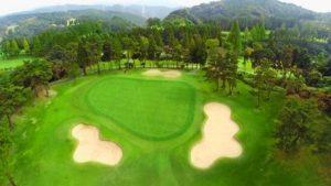 ゴルフ夜須高原