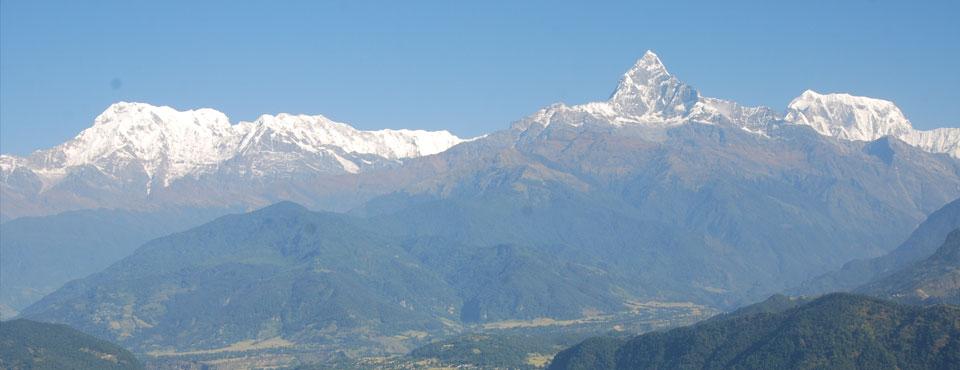 ネパール・アンナプルナ